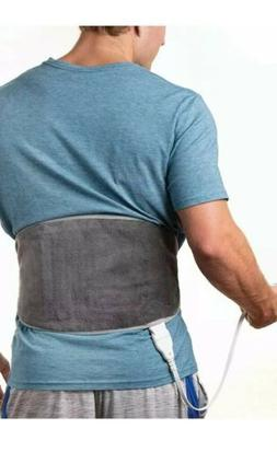 Pure Enrichment Relief Lumbar Abdominal Heat Pad,Hot/Cold Ge
