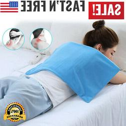 Extra Large Electric Heating Pad - King Size Moist or Dry Pa
