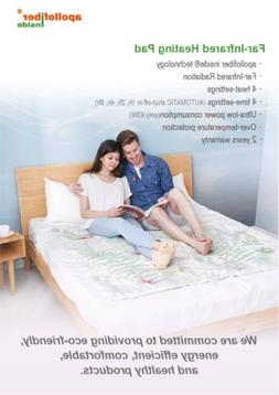Far-Infrared Heating Pad / Exclusive Technology / Made in Ta