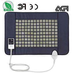 UTK Far Infrared Heating Pad for Back Neck Shoulder Pain, Sc