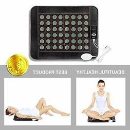 ERSAE far Infrared Heating Pad for Back Neck Shoulder Pain,