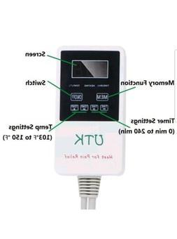 UTK Far Infrared Heating Pad Universal Digital Controller Hi