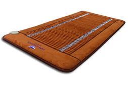 "Far Infrared Amethyst Mat Single Size 75""L x 39""W - Made i"