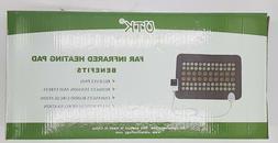 UTK  Far Infrared Natural Jade and Tourmaline Heating Pad fo