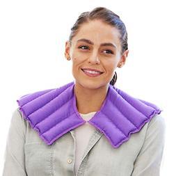 My Heating Pad- Neck & Shoulder Wrap—Lavender Flower Scent