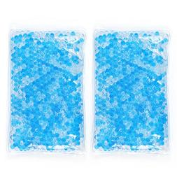 Gel Beads Hot & Cold Compress Pack – 2-Pack – Innovative