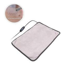 Graphene Far Infrared Electric Heating Pad, 3 Heat-Settings/