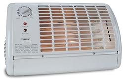 Optimus H-2210 Portable Fan Forced Radiant Heater with Therm
