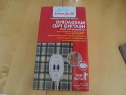 Sunbeam Health at Home Massaging Heating Pad Model 730-8 - 1