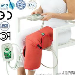healthyline knee pad amethyst tourmaline