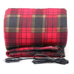 Heated Car Cozy Travel Pad, 12V Car Heated Electric Blanket