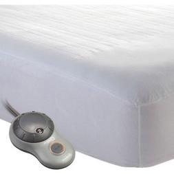 Heated Mattress Pad Queen Size Heat Bedding Cover Bed Sunbea