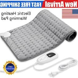 heating pad extra large pain relief healthy