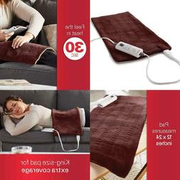 Sunbeam Heating Pad For Fast Pain Relief | X-Large Xpresshea
