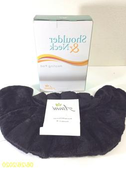 Heating Pad for Neck and Shoulders Electric Heat Wrap for Ba