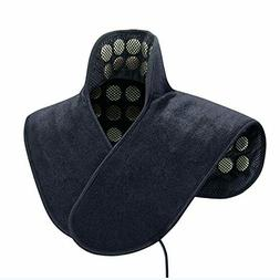 UTK Heating Pad for Neck and Shoulders,NO EMF Far Infrared H