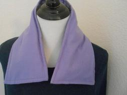 Heating Pad Neck Wrap Organic Lavender, Flax Rice Aromathera