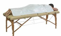 Bilt-Rite Mastex Health Full Body Heating Pad, Blue/White