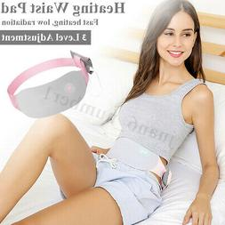 Heating Pad Therapy For Menstrual Cramp Pain Relief Infrared