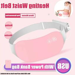 Heating Pad Therapy Menstrual Cramp Reliever Period Pain Ele