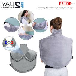 MARNUR Heating Pad Wrap for Neck Shoulder Back Adbominal Han