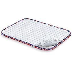 hk comfort heating pad pain relief