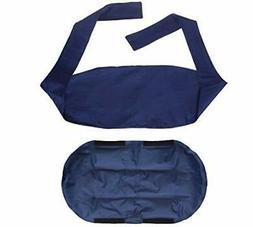 Sunny Bay Two-in-one Ice Pack & Heating Wrap: Reusable Large