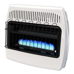 Indoor Propane Heater Gas Wall Mounted Bathroom Vent Free 30
