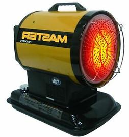 Master Industrial 70,000 BTU Radiant Kerosene Heater MH-70-S