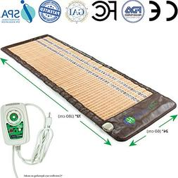 HL HEALTHYLINE - Infrared Heating Mat - 3-in-1 Therapy - 72i