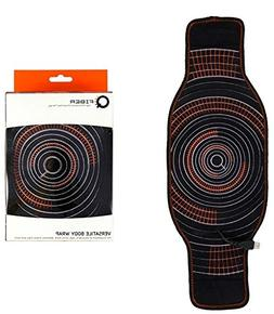 Electric Heating Pad for Back Pain, Cramps, Fibromyalgia, Ar