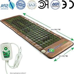 HealthyLine - Infrared Heating Pad - Full 72in x 24in - Incr