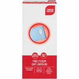 Smart Sense Instant Heat Therapy  Standard Size  Heating Pad