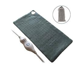 Koo-Care King Size XL Heating Pad with Fast-Heating Technolo