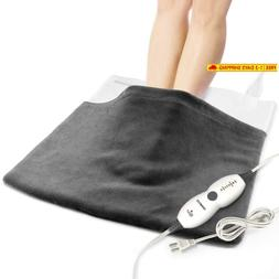 "Doneco King Size Heating Pad(22"" X 22""), Electric Foot W"