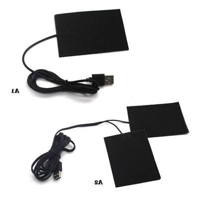 1/2PCS Electric Heater Pad Heating Pad Warmer Vest USA