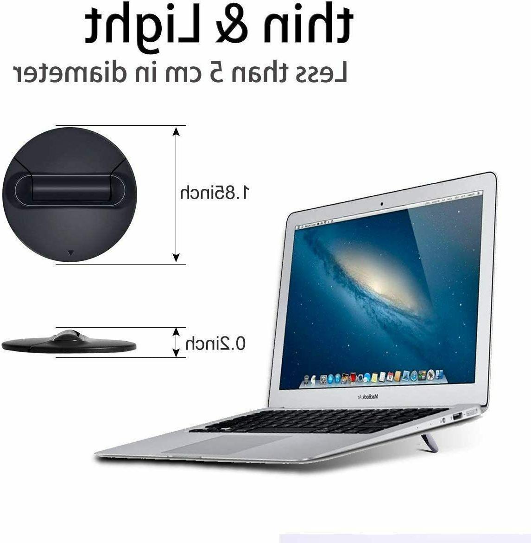 2 x Laptop Feet Notebook Heat Reduction Holder US