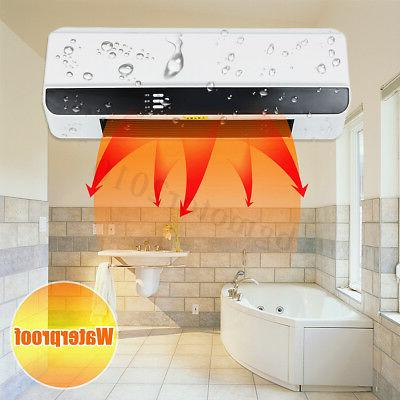 2000W Wall Mounted Remote control LED Conditioning