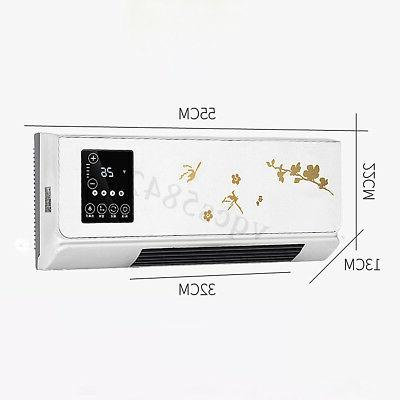 2000W Timing Air Conditioner 220V Waterproof Screen