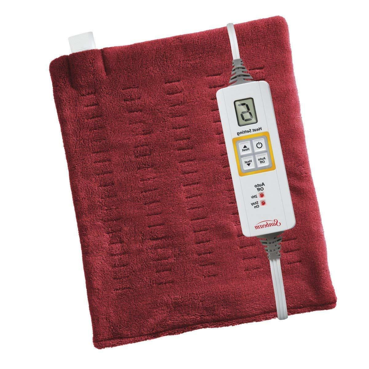 2014 915 xpressheat heating pad 12x15