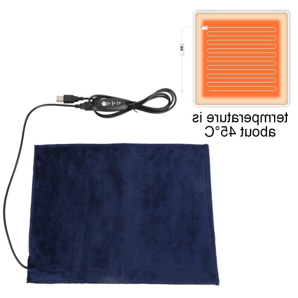 24x30cm 5V2A Cloth <font><b>Pad</b></font> Element Pet