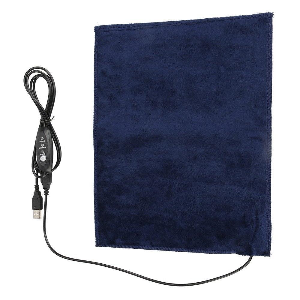 24x30cm 5v2a usb electric cloth heater font