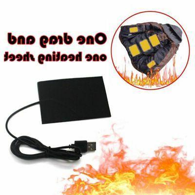 3 6 8pcs 5v usb electric heating