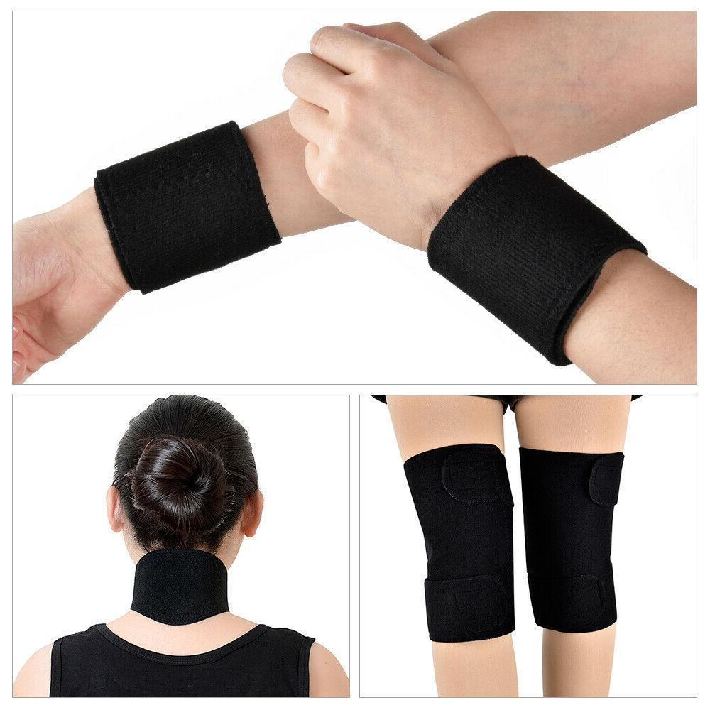 3x self heating magnetic therapy knee elbow