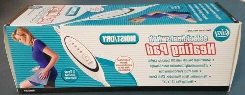 51 heating pad moist dry standard