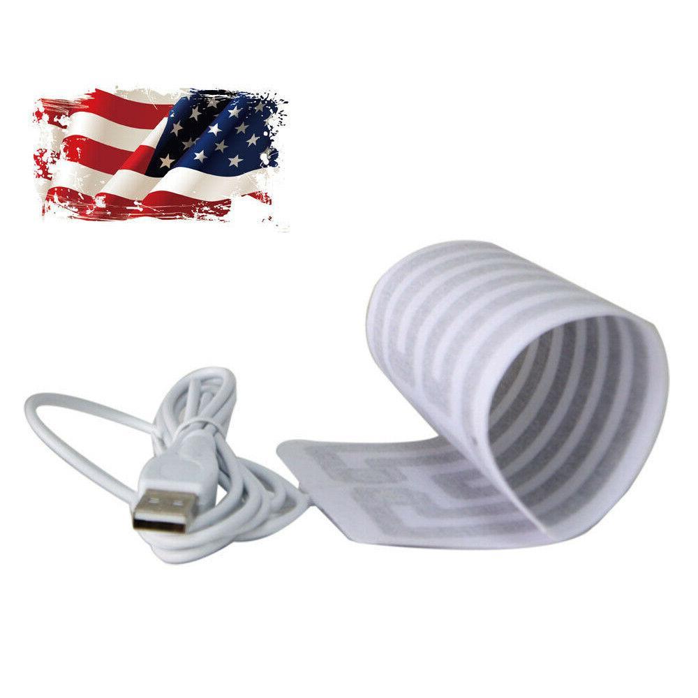 5V USB Heating Vest Clothes Heater pcs