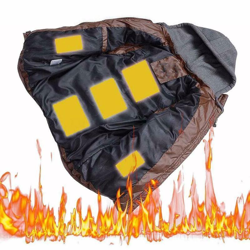 5V Charging Clothes Heating Pad Heating A