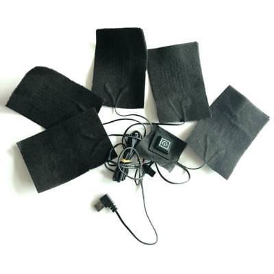 US 5V USB Clothes Pad Portable