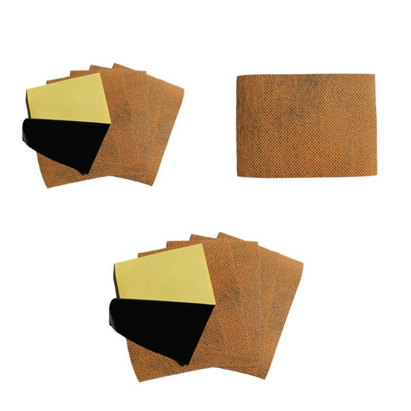 8Pcs/Set Moxibustion Stickers Patch for Back Moxa Herb Health Care <font><b>Pad</b></font>