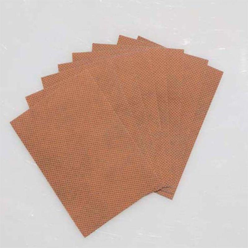 8Pcs/Set Moxibustion Stickers Patch for Neck Back Herb Plaster Health Care <font><b>Pad</b></font>